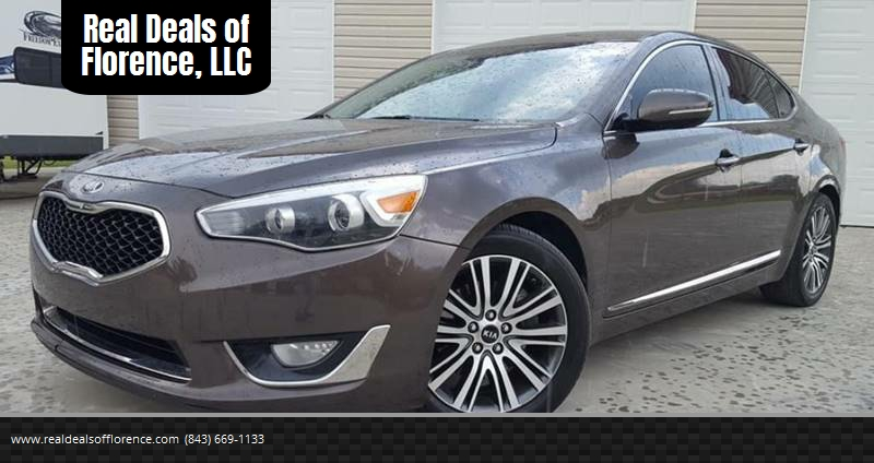 2014 Kia Cadenza For Sale At Real Deals Of Florence, LLC In Effingham SC