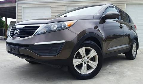 2011 Kia Sportage For Sale At Real Deals Of Florence, LLC In Effingham SC