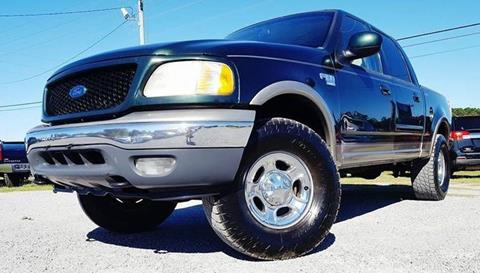 Ford F  For Sale In Effingham Sc