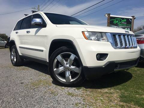 2012 Jeep Grand Cherokee for sale in Effingham, SC