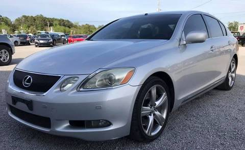 2006 Lexus GS 430 for sale in Effingham, SC