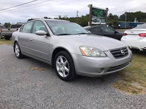 2004 Nissan Altima for sale at Real Deals of Florence, LLC in Effingham SC