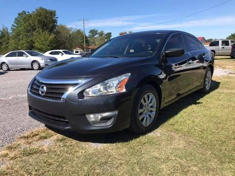 2015 Nissan Altima for sale at Real Deals of Florence, LLC in Effingham SC