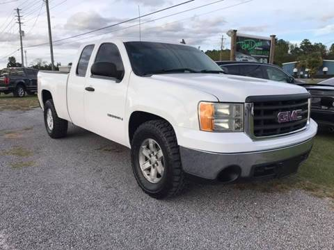 2007 GMC Sierra 1500 for sale at Real Deals of Florence, LLC in Effingham SC