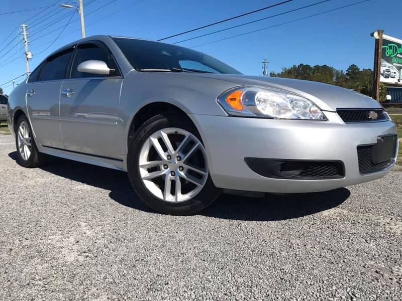 2012 Chevrolet Impala for sale at Real Deals of Florence, LLC in Effingham SC