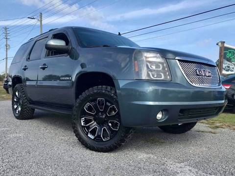 2008 GMC Yukon for sale at Real Deals of Florence, LLC in Effingham SC