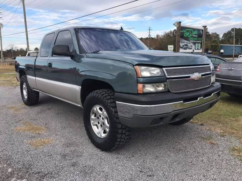 2006 Chevrolet Silverado 1500 for sale at Real Deals of Florence, LLC in Effingham SC