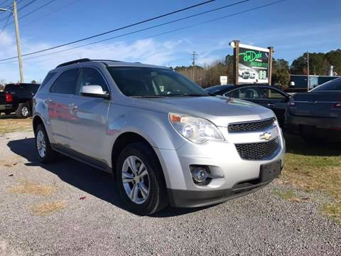 2010 Chevrolet Equinox for sale at Real Deals of Florence, LLC in Effingham SC