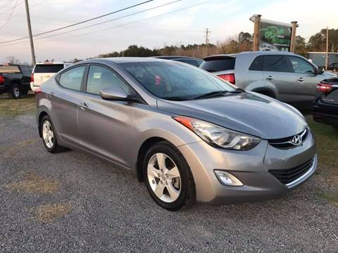2013 Hyundai Elantra for sale at Real Deals of Florence, LLC in Effingham SC