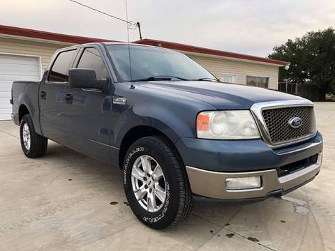 2004 Ford F-150 for sale at Real Deals of Florence, LLC in Effingham SC