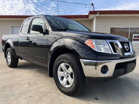 2011 Nissan Frontier for sale at Real Deals of Florence, LLC in Effingham SC