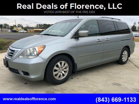 2008 Honda Odyssey for sale at Real Deals of Florence, LLC in Effingham SC