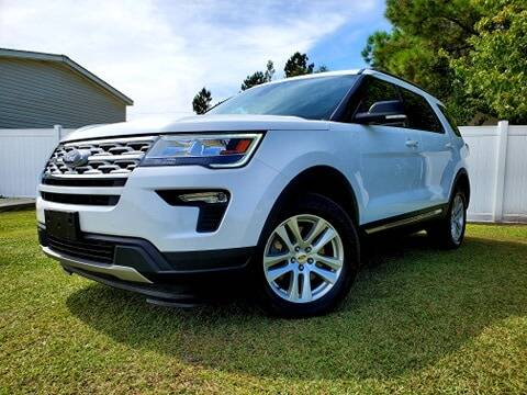 2018 Ford Explorer for sale at Real Deals of Florence, LLC in Effingham SC