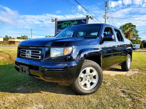 2008 Honda Ridgeline for sale at Real Deals of Florence, LLC in Effingham SC