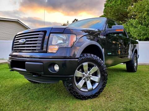 2012 Ford F-150 for sale at Real Deals of Florence, LLC in Effingham SC