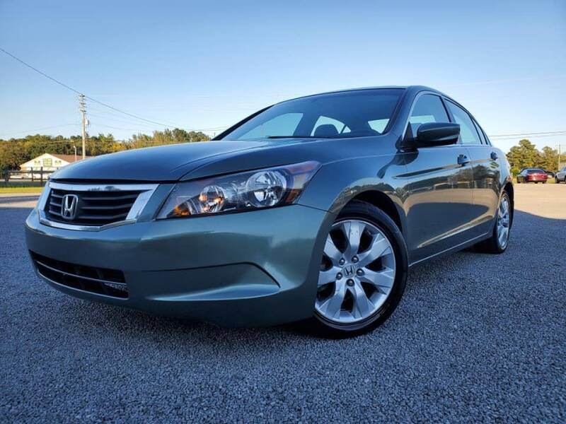 2010 Honda Accord for sale at Real Deals of Florence, LLC in Effingham SC