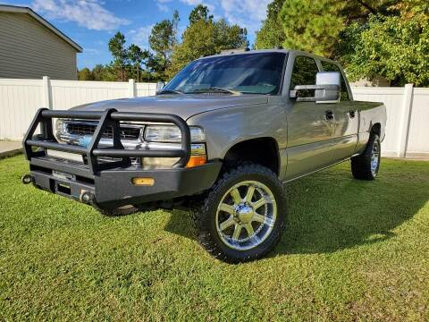 2002 Chevrolet Silverado 1500HD for sale at Real Deals of Florence, LLC in Effingham SC