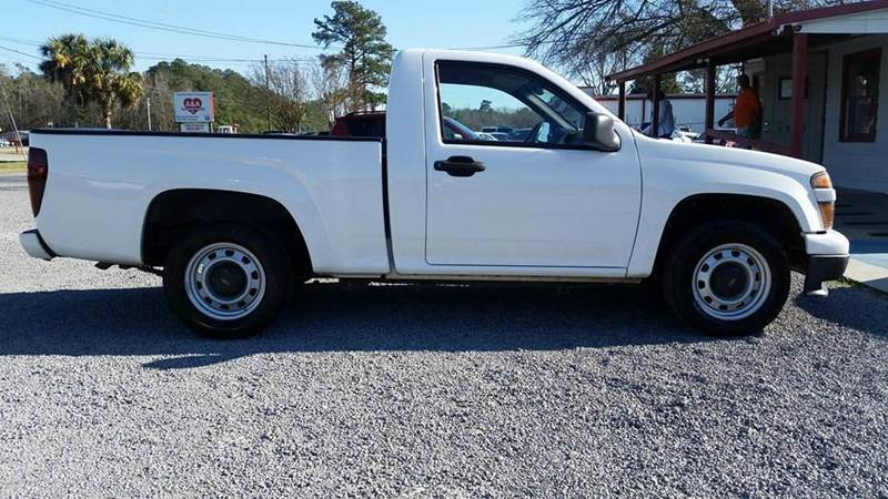 2011 Chevrolet Colorado for sale at Real Deals of Florence, LLC in Effingham SC