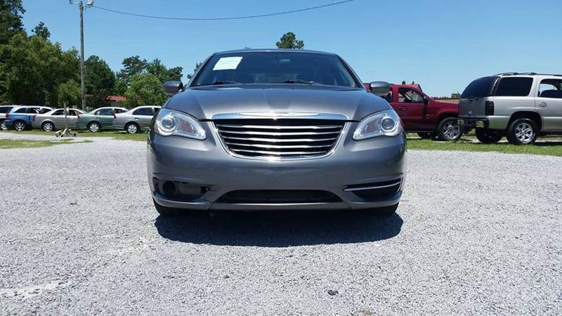 2012 Chrysler 200 for sale at Real Deals of Florence, LLC in Effingham SC