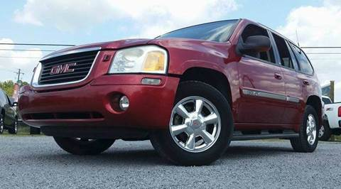 2003 GMC Envoy for sale at Real Deals of Florence, LLC in Effingham SC