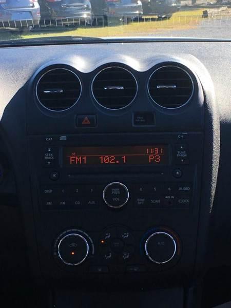 2012 Nissan Altima for sale at Real Deals of Florence, LLC in Effingham SC