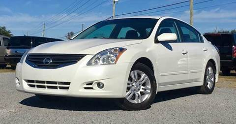 2012 Nissan Altima for sale at Real Deals of Florence, LLC in Effingham SC