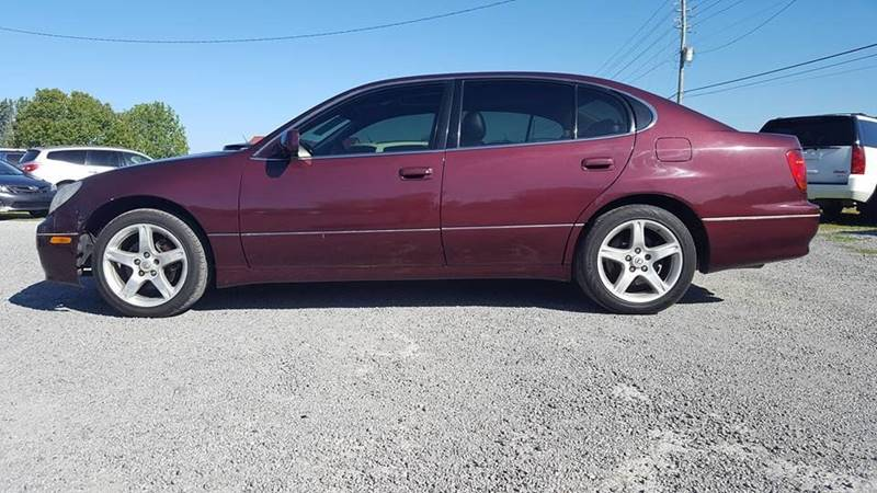 2001 Lexus GS 300 for sale at Real Deals of Florence, LLC in Effingham SC