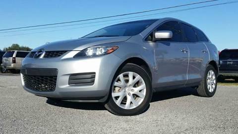 2007 Mazda CX-7 for sale at Real Deals of Florence, LLC in Effingham SC