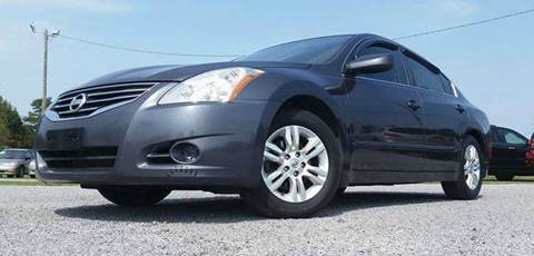 2010 Nissan Altima for sale at Real Deals of Florence, LLC in Effingham SC
