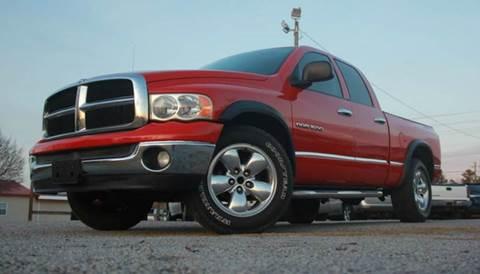 2005 Dodge Ram Pickup 1500 for sale at Real Deals of Florence, LLC in Effingham SC