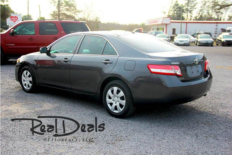 2010 Toyota Camry for sale at Real Deals of Florence, LLC in Effingham SC