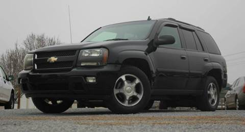 2008 Chevrolet TrailBlazer for sale at Real Deals of Florence, LLC in Effingham SC