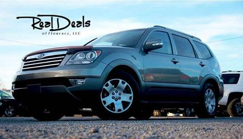2009 Kia Borrego for sale at Real Deals of Florence, LLC in Effingham SC