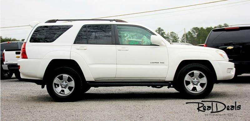 2005 Toyota 4Runner for sale at Real Deals of Florence, LLC in Effingham SC