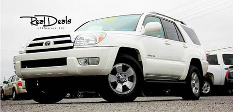 2005 Toyota 4Runner for sale at Real Deals of Florence, LLC in Effingham SC