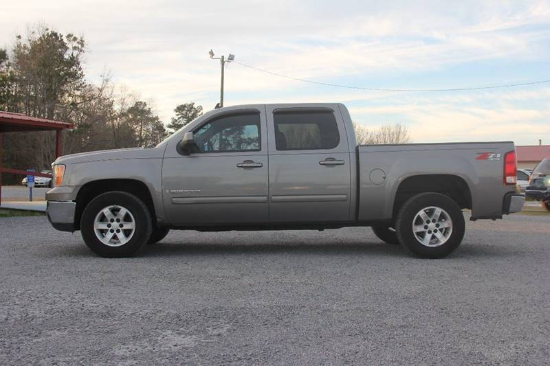 2008 GMC Sierra 1500 for sale at Real Deals of Florence, LLC in Effingham SC