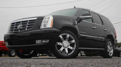 2008 Cadillac Escalade for sale at Real Deals of Florence, LLC in Effingham SC