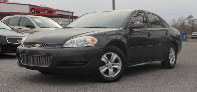 2013 Chevrolet Impala for sale at Real Deals of Florence, LLC in Effingham SC