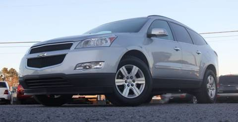2012 Chevrolet Traverse for sale at Real Deals of Florence, LLC in Effingham SC