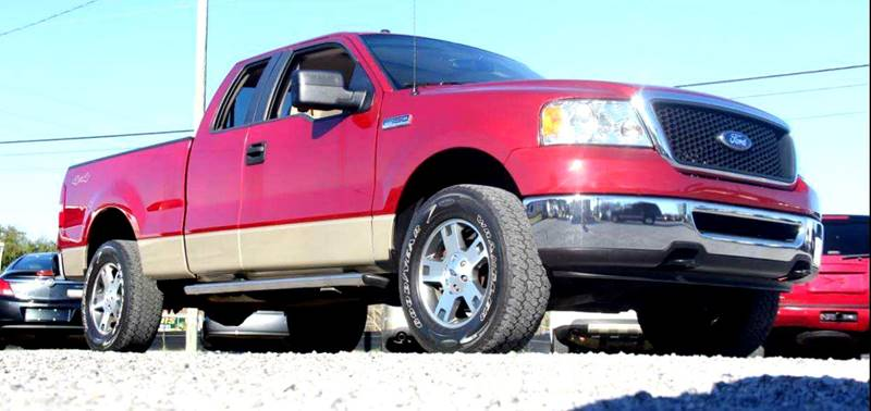 2007 Ford F-150 for sale at Real Deals of Florence, LLC in Effingham SC