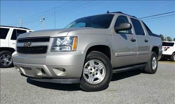 2008 Chevrolet Avalanche for sale at Real Deals of Florence, LLC in Effingham SC