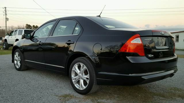 2012 Ford Fusion for sale at Real Deals of Florence, LLC in Effingham SC