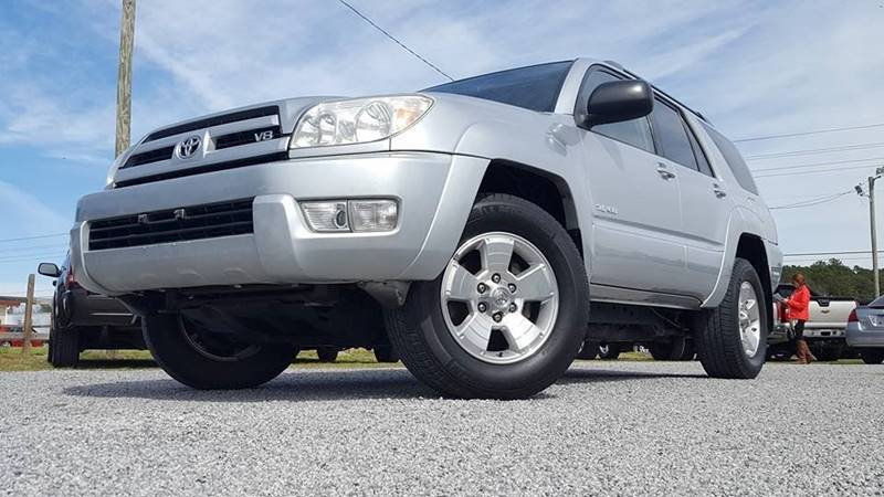 2004 Toyota 4Runner for sale at Real Deals of Florence, LLC in Effingham SC