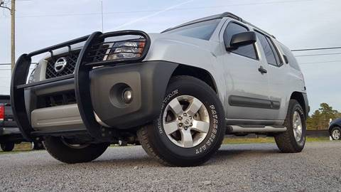 2011 Nissan Xterra for sale at Real Deals of Florence, LLC in Effingham SC