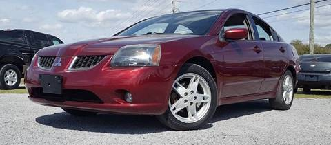 2006 Mitsubishi Galant for sale at Real Deals of Florence, LLC in Effingham SC