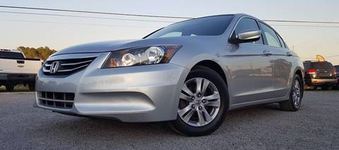 2012 Honda Accord for sale at Real Deals of Florence, LLC in Effingham SC