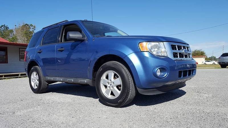 2010 Ford Escape for sale at Real Deals of Florence, LLC in Effingham SC