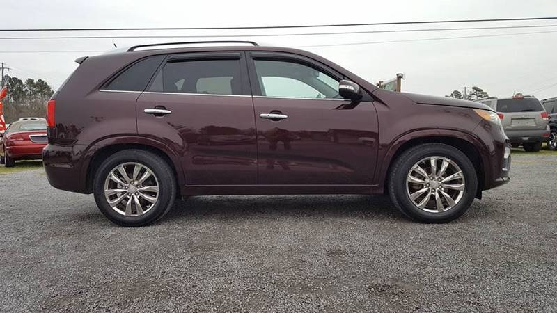 2011 Kia Sorento for sale at Real Deals of Florence, LLC in Effingham SC