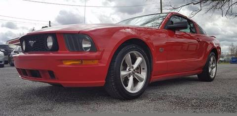 2007 Ford Mustang for sale at Real Deals of Florence, LLC in Effingham SC