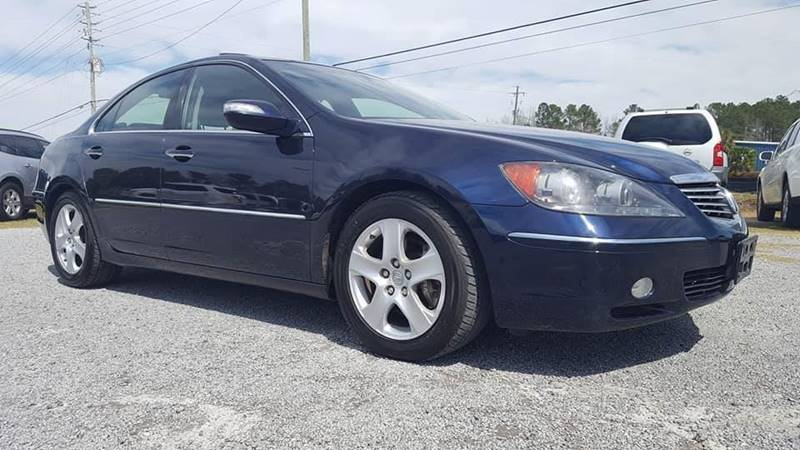 2005 Acura RL for sale at Real Deals of Florence, LLC in Effingham SC